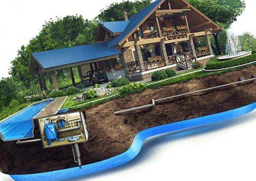 Какие бывают виды источников водоснабжения в доме