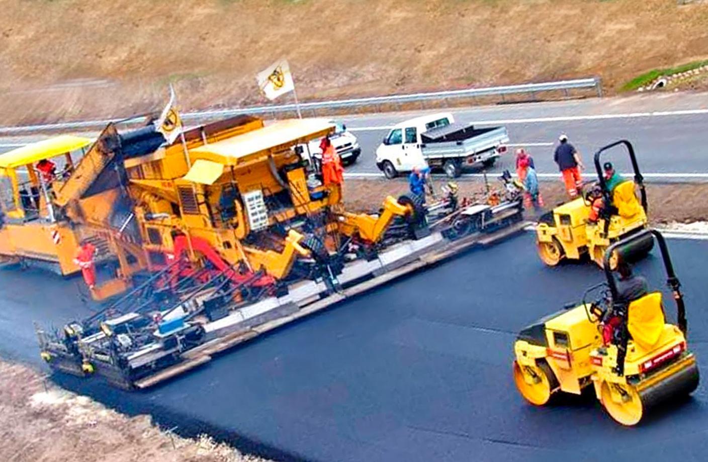 покрытия дорог