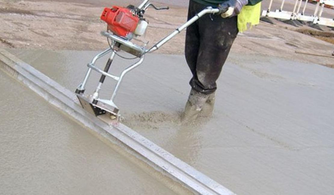 виброрейка для бетона