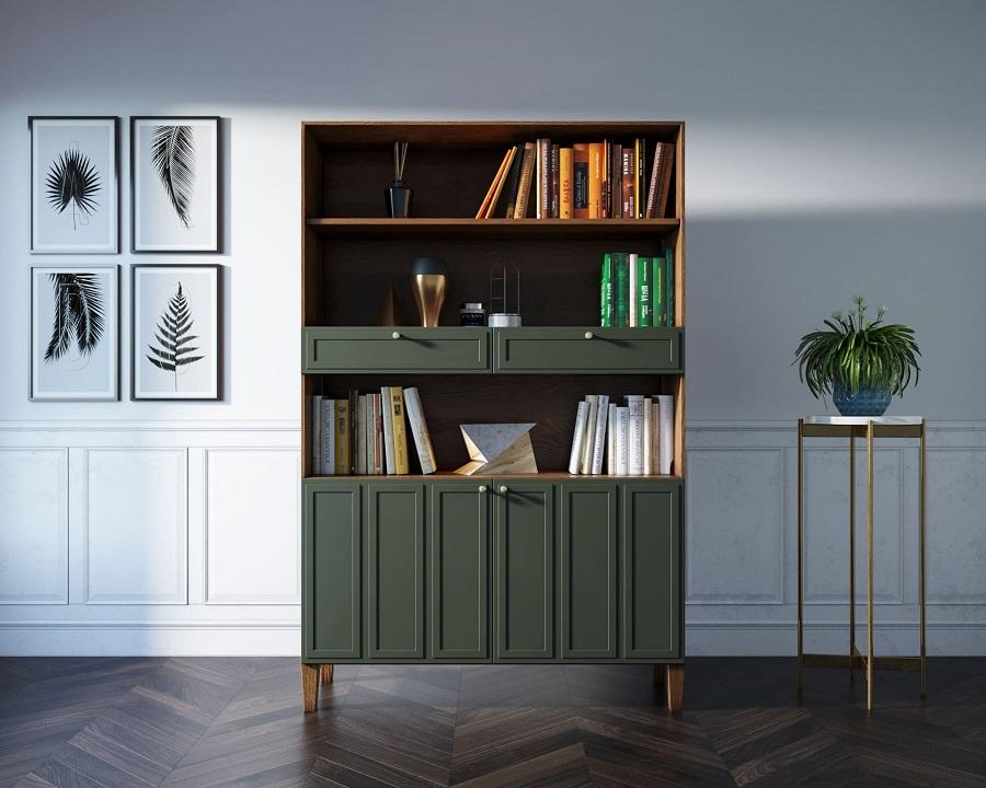 классическая мебель для кабинета
